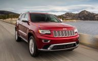 Jeep Grand Cherokee 10 Widescreen Car Wallpaper