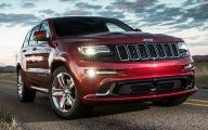 Jeep Grand Cherokee 22 Wide Car Wallpaper