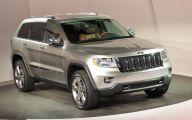 Jeep Grand Cherokee 25 Widescreen Car Wallpaper