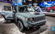 Jeep Renegade 25 Car Background