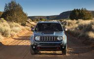Jeep Renegade 34 Wide Car Wallpaper