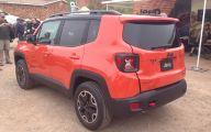 Jeep Renegade 4 Wide Car Wallpaper