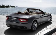 Maserati 2015 Gran 1 Car Desktop Background