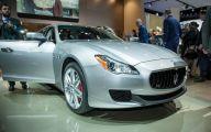 Maserati Quattroporte 10 Widescreen Car Wallpaper