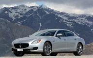 Maserati Quattroporte 17 Car Hd Wallpaper