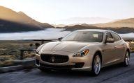 Maserati Quattroporte 25 Car Hd Wallpaper