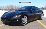 Maserati Turismo 21 Widescreen Car Wallpaper