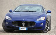 Maserati Turismo 6 Background Wallpaper