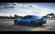 Maserati Turismo 8 Car Background
