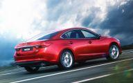 Mazda 6 2014 14 Background Wallpaper
