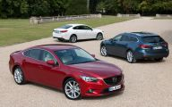 Mazda 6 2014 27 Background Wallpaper