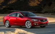 Mazda 6 2014 37 Widescreen Car Wallpaper