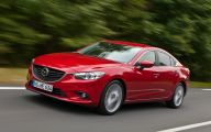 Mazda 6 2014 4 Background Wallpaper