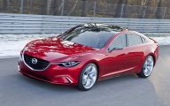 Mazda 6 2014 42 Widescreen Car Wallpaper