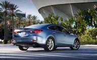 Mazda 6 2014 7 Car Background