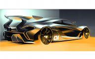 Mclaren P1 Gtr 21 Car Background