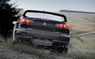 Mitsubishi Evo 13 Widescreen Car Wallpaper