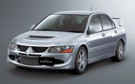 Mitsubishi Evo 24 Car Background