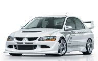 Mitsubishi Evo 27 High Resolution Car Wallpaper
