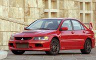 Mitsubishi Lancer Evolution 19 Car Background