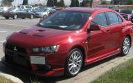 Mitsubishi Lancer Evolution 21 Car Background