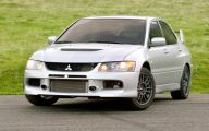 Mitsubishi Lancer Evolution 5 Free Hd Car Wallpaper