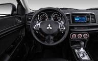 Mitsubishi Lancer Sportback 2 Widescreen Car Wallpaper