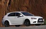 Mitsubishi Lancer Sportback 38 Car Desktop Background