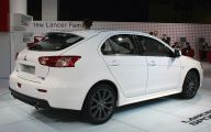 Mitsubishi Lancer Sportback 9 Desktop Wallpaper