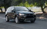 Mitsubishi Outlander 31 Widescreen Car Wallpaper