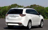Mitsubishi Outlander Sport 15 Widescreen Car Wallpaper