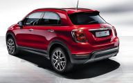 New Fiat Car 24 Background Wallpaper