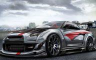 Nissan Gtr 1 Car Background