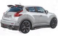 Nissan Juke 21 High Resolution Car Wallpaper