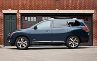 Nissan Pathfinder 10 Free Car Wallpaper