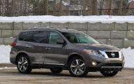 Nissan Pathfinder 14 Background Wallpaper