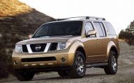 Nissan Pathfinder 15 Wide Car Wallpaper