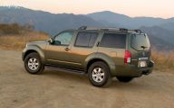 Nissan Pathfinder 18 High Resolution Car Wallpaper