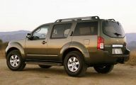 Nissan Pathfinder 22 Car Background