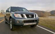 Nissan Pathfinder 25 Car Desktop Background