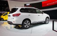 Nissan Pathfinder 29 Wide Car Wallpaper