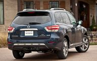 Nissan Pathfinder 30 Wide Car Wallpaper