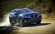 Nissan Pathfinder 35 Free Hd Car Wallpaper