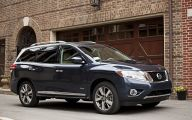 Nissan Pathfinder 39 Wide Car Wallpaper