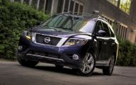 Nissan Pathfinder 40 Free Car Wallpaper