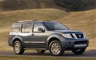 Nissan Pathfinder 8 Car Hd Wallpaper