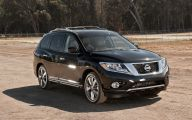 Nissan Pathfinder 9 Wide Car Wallpaper