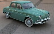 Old Renault Models 15 Free Car Wallpaper