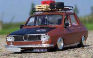 Old Renault Models 16 Widescreen Car Wallpaper