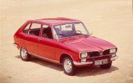 Old Renault Models 23 Wide Car Wallpaper
